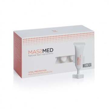 Multivitaminas Viales Vital Prevention Multivitamin Fusion Massmed Massada - Imagen 1