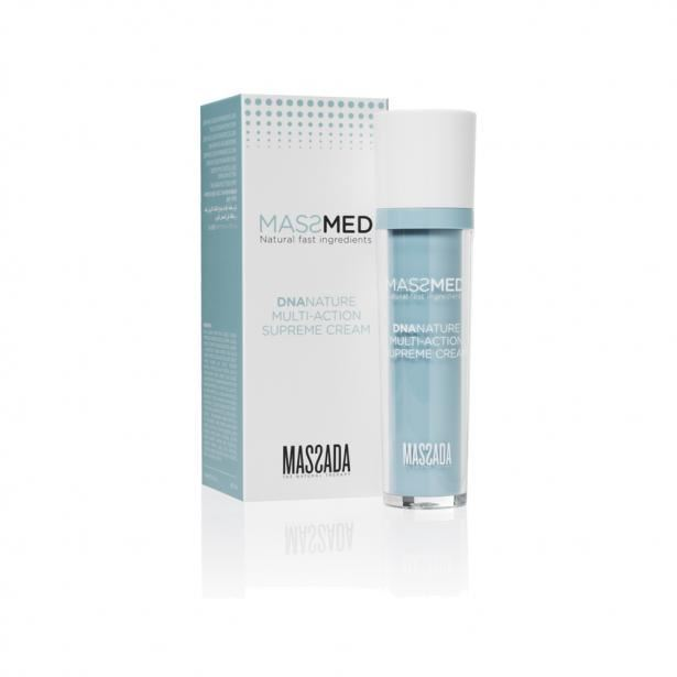 Crema DNA Nature Multi-Action Supreme Cream Massada - Imagen 1