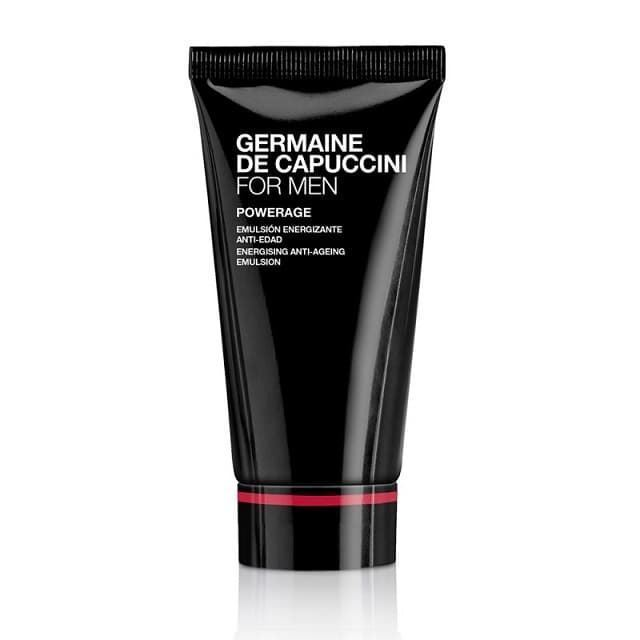 Emulsión Energizante Anti-Edad Powerage For Men Germaine de Capuccini - Imagen 1