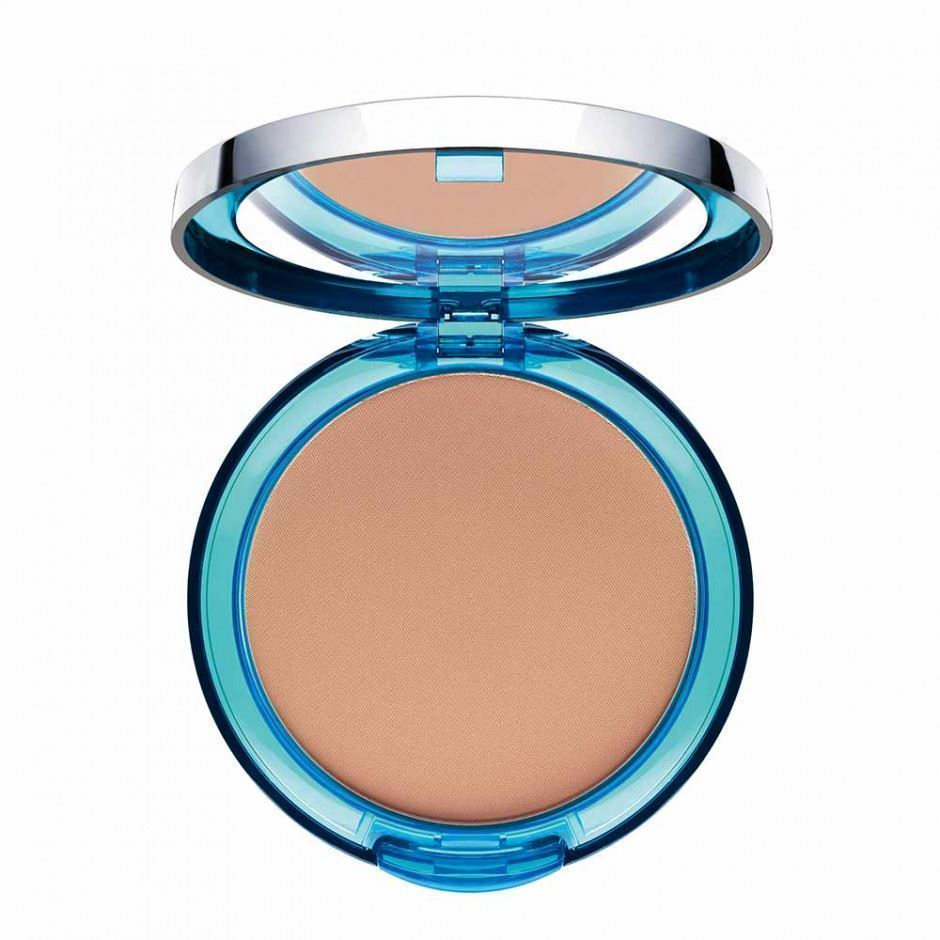 Fondo de Maquillaje 50-dark cool beige Sun Protection Powder Foundation SPF 50 Artdeco - Imagen 1