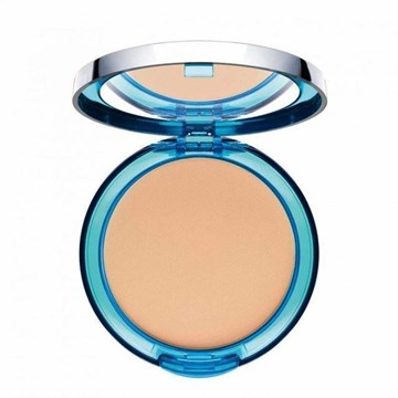 Fondo de Maquillaje 90-light sand Sun Protection Powder Foundation SPF 50 - Imagen 1