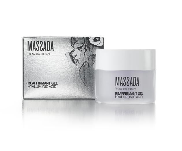 Gel Reafirmante Reaffirmant Gel Hyaluronic Acid Massada - Imagen 1