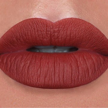 "Labial Mate Larga Duración Full Mat Lip Color Long Lasting Nº 62 ""Crimson Red"" de ARTDECO - Imagen 1"